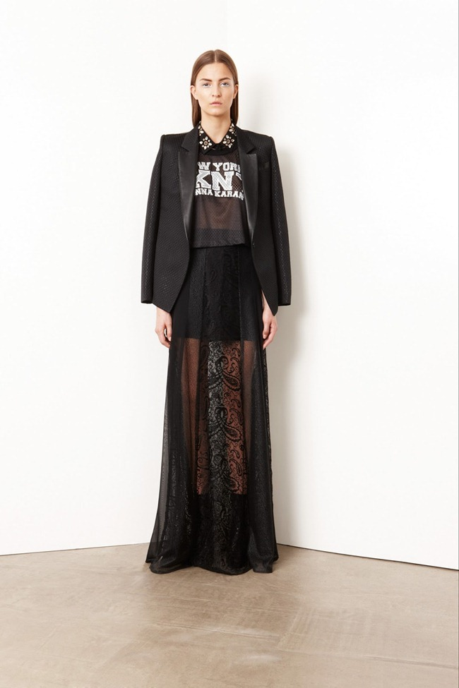 COLLECTION- Valery Kaufman & Emeline Ghesquiere for DKNY Resort 2014. www.imageamplified.com, Image Amplified   (23)