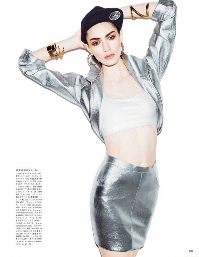 VOGUE JAPAN- Marine Deleeuw in Free Spirit Of Sport by Matt Irwin. Sophia Hesketh, July 2013, www.imageamplified.com, Image Amplified (4)