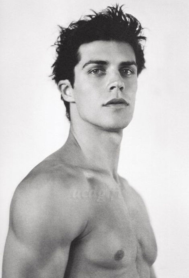 FEATURED MODEL- Roberto Bolle in An Athlete in Tights Pt 2, 2009 by Bruce Weber. www.imageamplified.com, Image Amplified (22)
