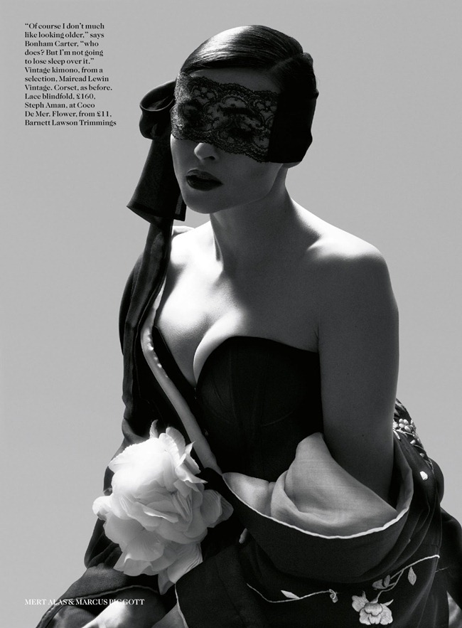 VOGUE UK- Helena Bonham Carter by Mert & Marcus, July 2013, www.imageamplified.com, Image Amplified (1)