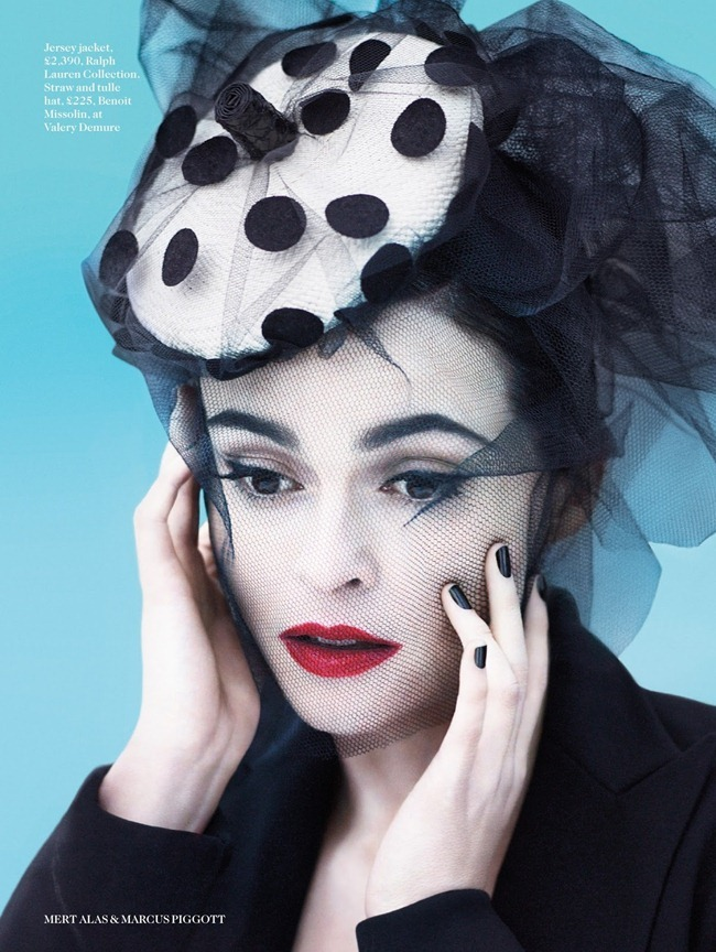 VOGUE UK- Helena Bonham Carter by Mert & Marcus, July 2013, www.imageamplified.com, Image Amplified (2)