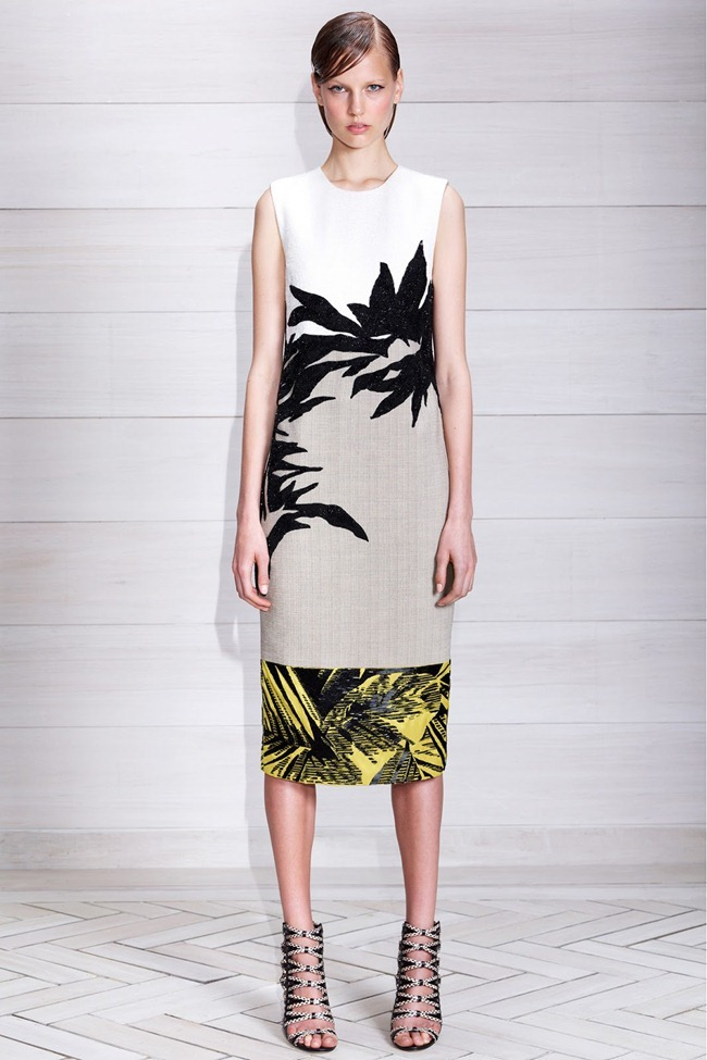 COLLECTION- Alana Bunte, Elisabeth Erm & Jacquelyn Jablonski for Jason Wu Resort 2014. www.imageamplified.com, Image Amplified (2)