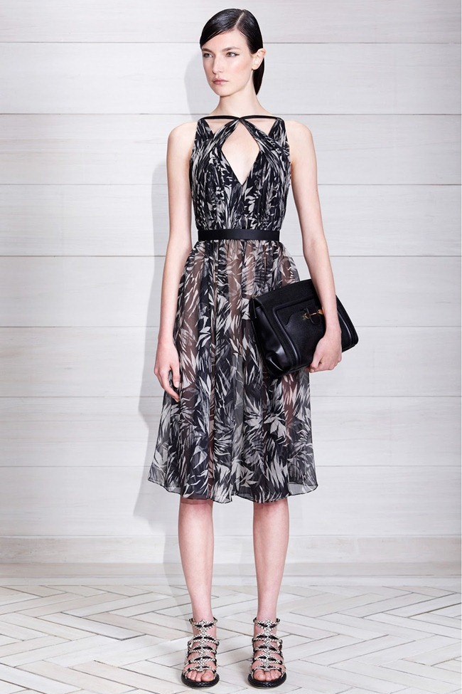COLLECTION- Alana Bunte, Elisabeth Erm & Jacquelyn Jablonski for Jason Wu Resort 2014. www.imageamplified.com, Image Amplified (7)