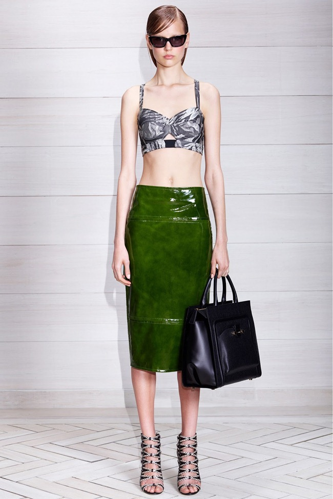 COLLECTION- Alana Bunte, Elisabeth Erm & Jacquelyn Jablonski for Jason Wu Resort 2014. www.imageamplified.com, Image Amplified (10)