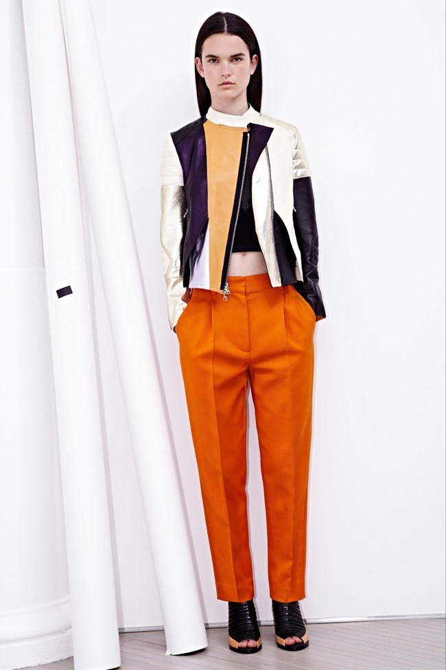 COLLECTION- Zoe Colivas & Joanna Tatarka for 3.1 Phillip Lim Resort 2014. www.imageamplified.com, Image Amplified (4)