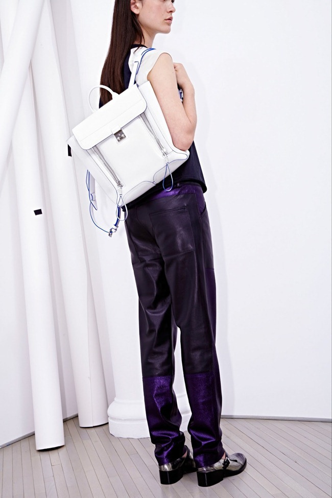 COLLECTION- Zoe Colivas & Joanna Tatarka for 3.1 Phillip Lim Resort 2014. www.imageamplified.com, Image Amplified (7)
