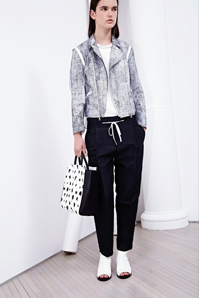 COLLECTION- Zoe Colivas & Joanna Tatarka for 3.1 Phillip Lim Resort 2014. www.imageamplified.com, Image Amplified (12)