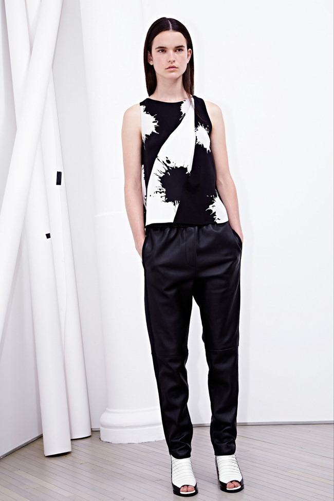COLLECTION- Zoe Colivas & Joanna Tatarka for 3.1 Phillip Lim Resort 2014. www.imageamplified.com, Image Amplified (19)