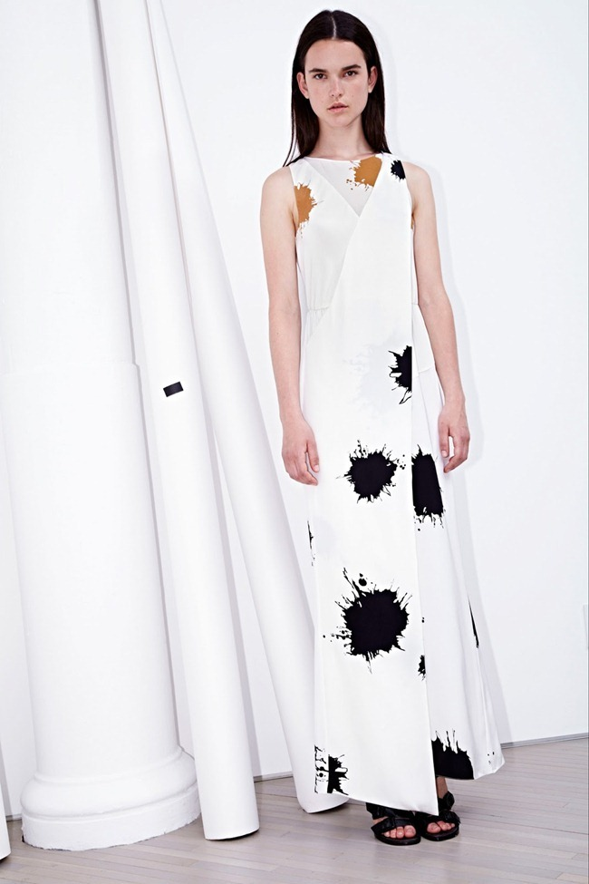 COLLECTION- Zoe Colivas & Joanna Tatarka for 3.1 Phillip Lim Resort 2014. www.imageamplified.com, Image Amplified (21)