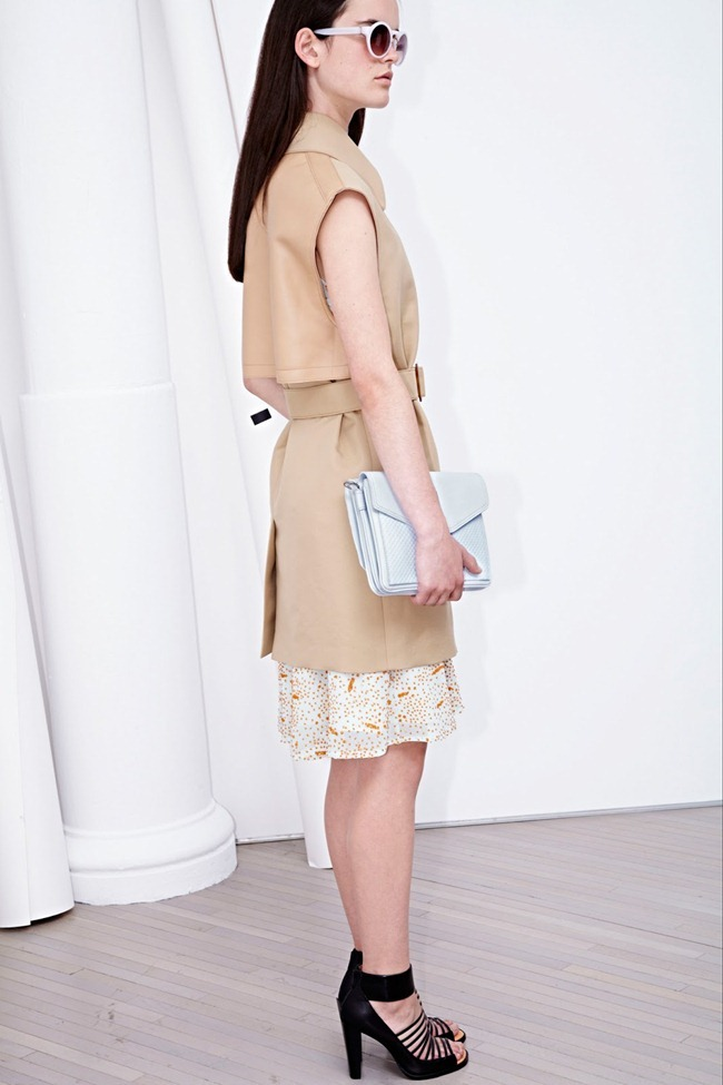 COLLECTION- Zoe Colivas & Joanna Tatarka for 3.1 Phillip Lim Resort 2014. www.imageamplified.com, Image Amplified (27)
