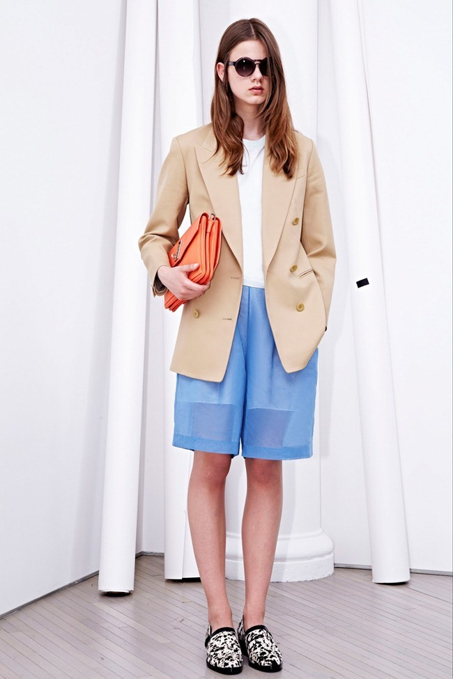 COLLECTION- Zoe Colivas & Joanna Tatarka for 3.1 Phillip Lim Resort 2014. www.imageamplified.com, Image Amplified (31)