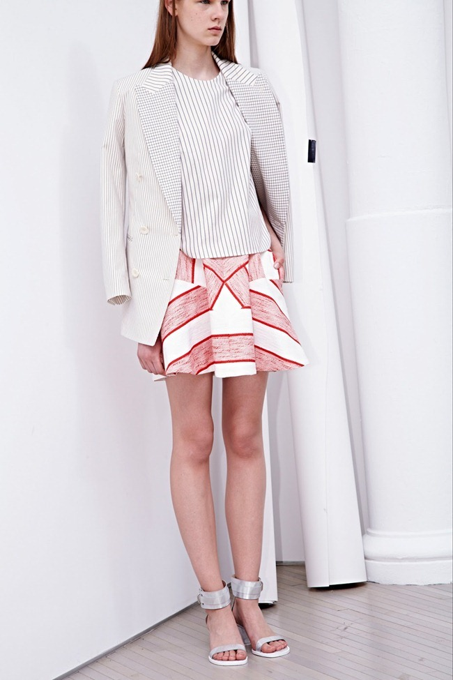 COLLECTION- Zoe Colivas & Joanna Tatarka for 3.1 Phillip Lim Resort 2014. www.imageamplified.com, Image Amplified (32)