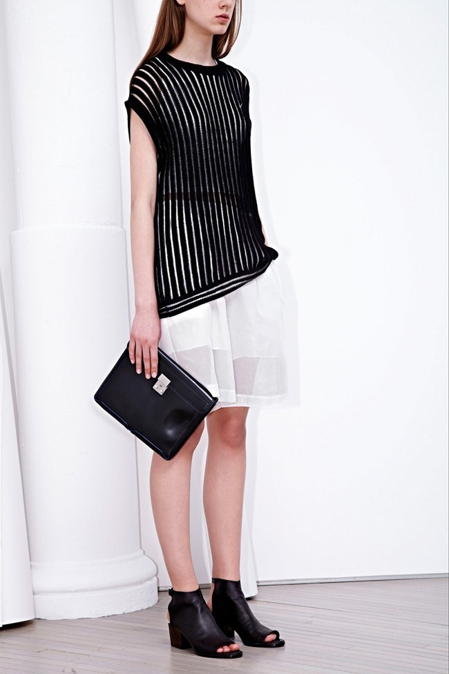 COLLECTION- Zoe Colivas & Joanna Tatarka for 3.1 Phillip Lim Resort 2014. www.imageamplified.com, Image Amplified (35)