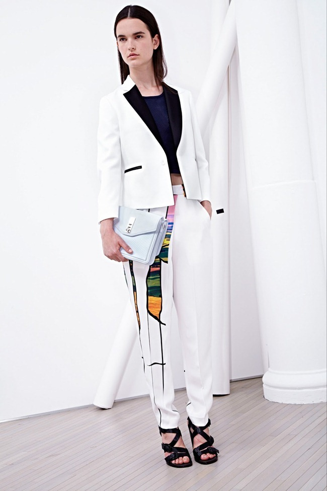 COLLECTION- Zoe Colivas & Joanna Tatarka for 3.1 Phillip Lim Resort 2014. www.imageamplified.com, Image Amplified (37)