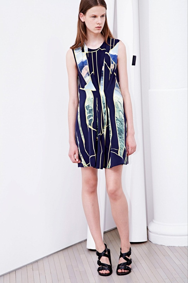 COLLECTION- Zoe Colivas & Joanna Tatarka for 3.1 Phillip Lim Resort 2014. www.imageamplified.com, Image Amplified (38)