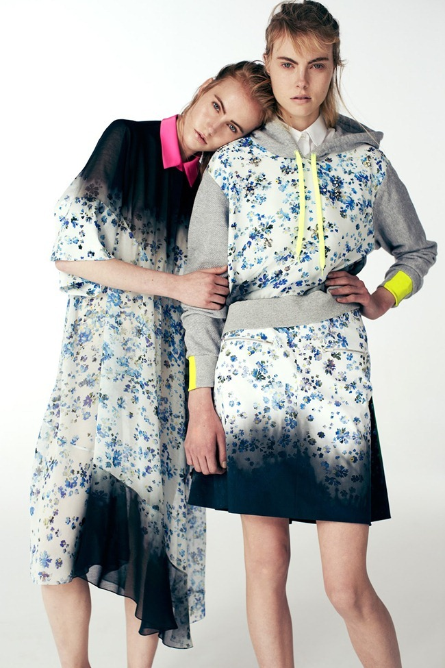 COLLECTION Wylie Hays & Lauren Bigelow for Preen Resort 2014. www.imageamplified.com, Image Amplified (1)