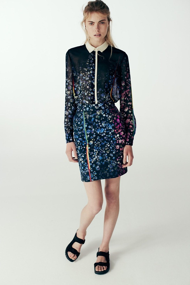 COLLECTION Wylie Hays & Lauren Bigelow for Preen Resort 2014. www.imageamplified.com, Image Amplified (5)