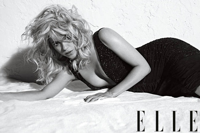 ELLE MAGAZINE Shakira by Carter Smith. July 2013, www.imageamplified.com, Image Amplified (3)
