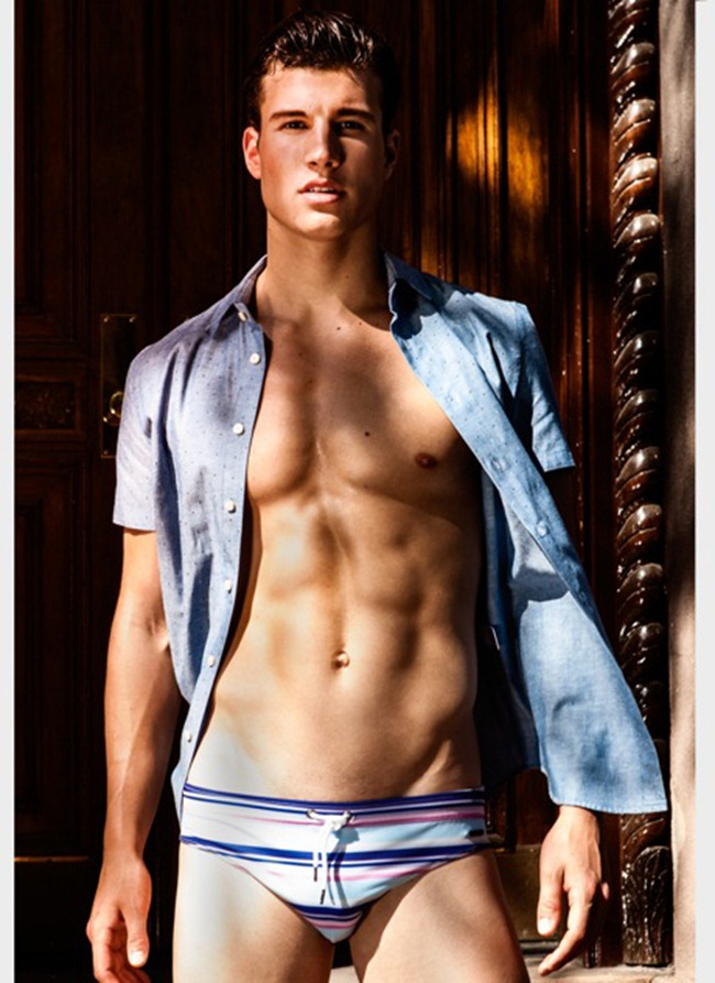 CAMPAIGN- Torben King for Parke & Ronen Summer 2013 by Justin Violini. www.imageamplified.com, Image Amplified (6)