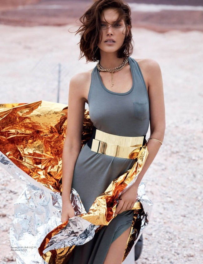 H&M MAGAZINE- Catherine McNeil by Catherine McNeil. Clare Richardson, Summer 2013, www.imageamplified.com, Image Amplified (1)