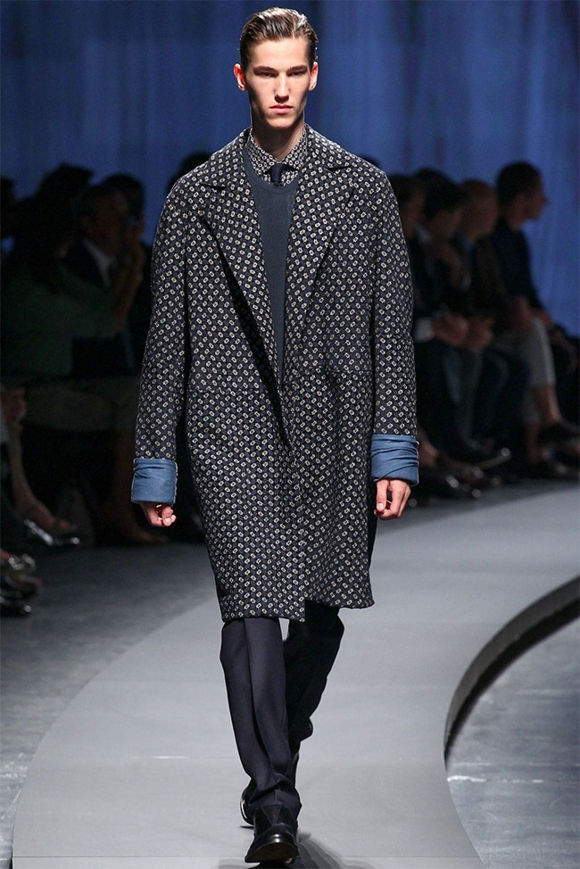 MILAN FASHION WEEK- Ermenegildo Zegna Men's RTW Spring 2014. www.imageamplified.com, Image Amplified (8)