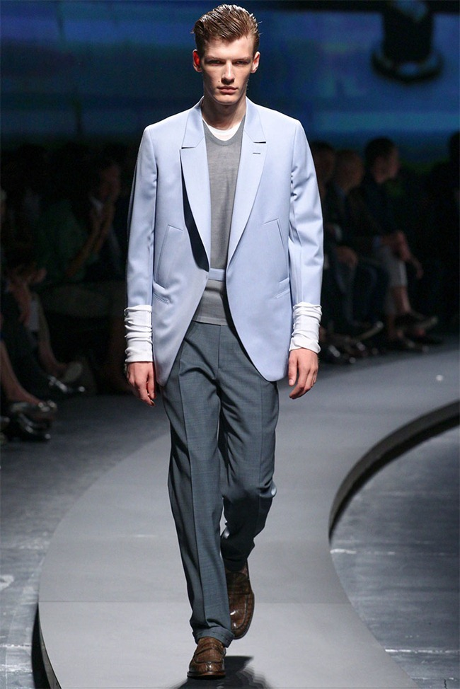 MILAN FASHION WEEK- Ermenegildo Zegna Men's RTW Spring 2014. www.imageamplified.com, Image Amplified (24)