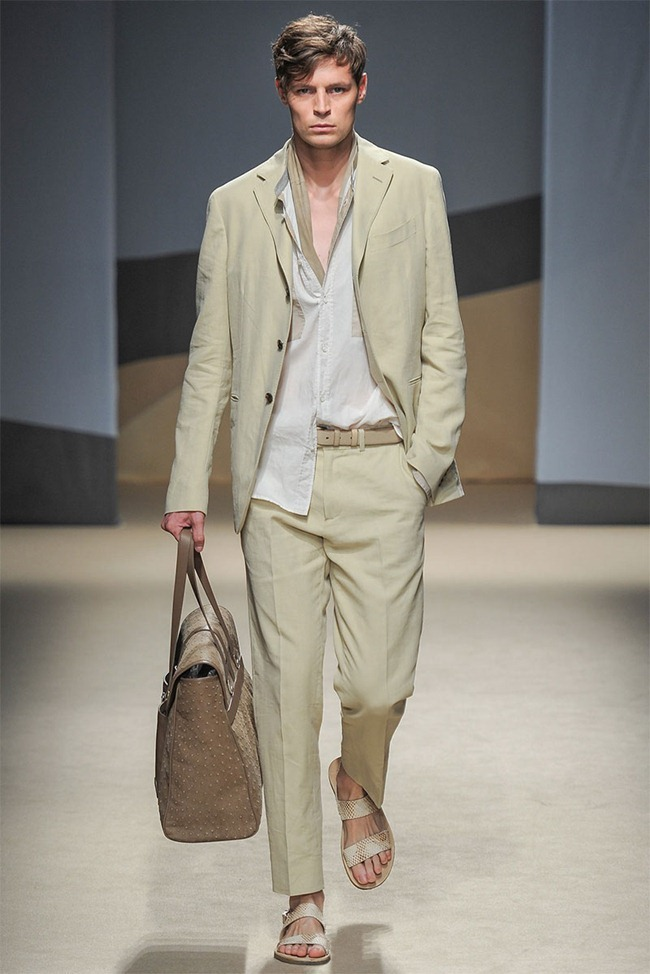 MILAN FASHION WEEK- Trussardi Men's RTW Spring 2014. www.imageamplified.com, Image Amplified (10)