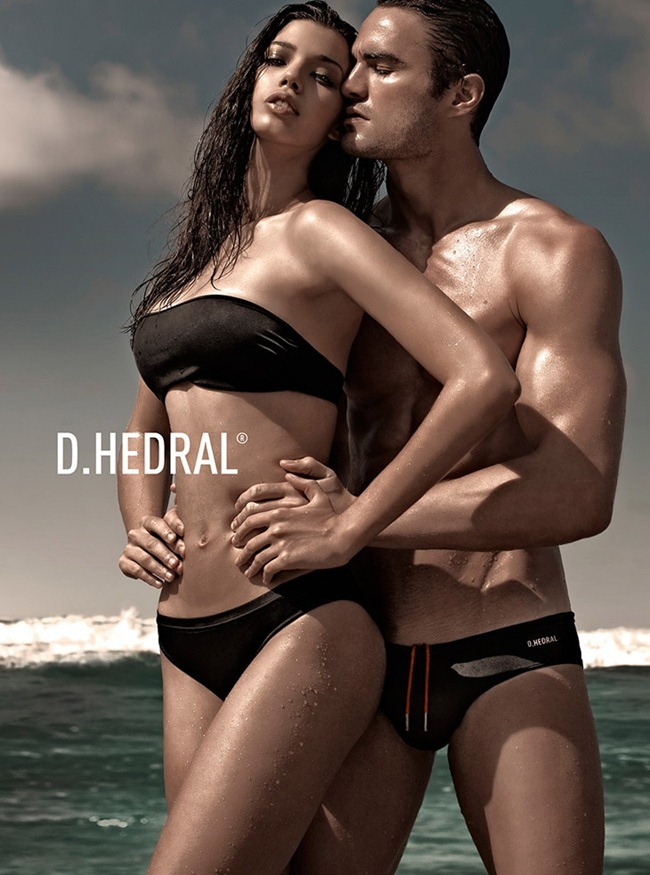 CAMPAIGN Thom Evans & Paolla Rahmeier for D.HEDRAL Summer 2013 by Daniel Jaems. www.imageamplified.com, Image Amplified (3)