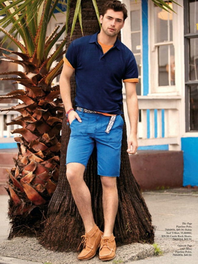 CATALOGUE Sean O'Pry for Lucky Brand Summer 2013. www.imageamplified.com, Image Amplified (2)