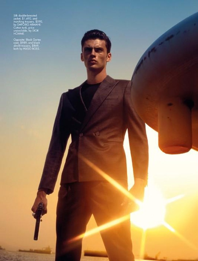 STYLE MEN MAGAZINE Silviu Tolu in Smokin Aces by Chaundo & Frey. www.imageamplified.com, Image Amplified (2)
