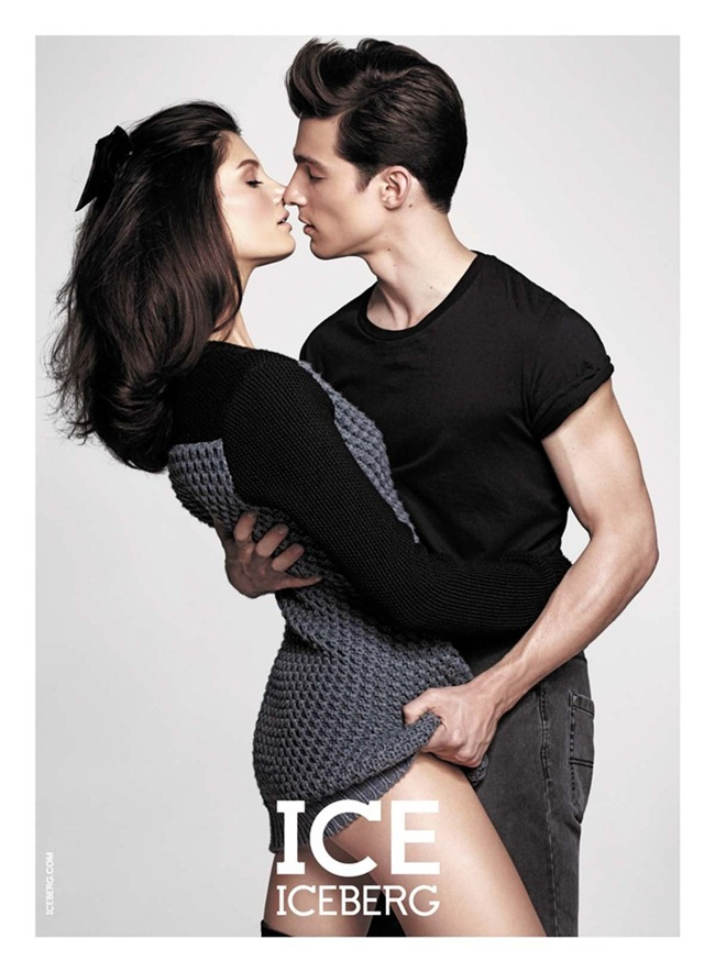 CAMPAIGN: Ava Smith & Ryan Schira for Iceberg Fall 2013. www.imageamplified.com, Image Amplified