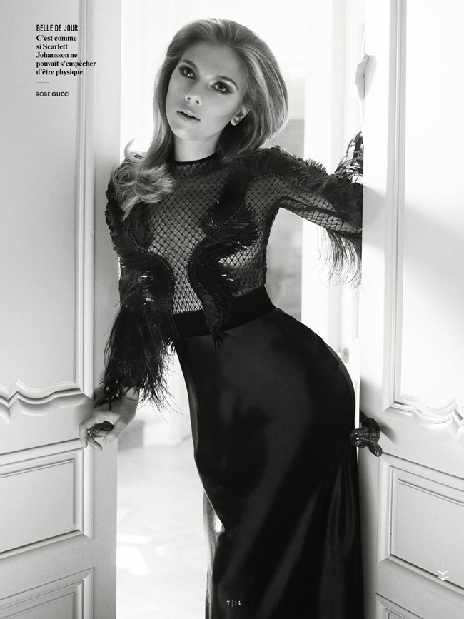 VANITY FAIR FRANCE Scarlett Johansson in Une Americaine A Paris by Mark Seliger. Deborah Afshani, July 2013, www.imageamplified.com, Image Amplified (4)