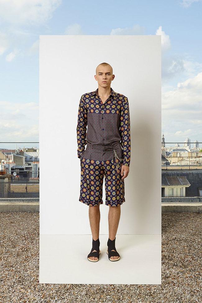 PARIS FASHION WEEK Jean Paul Gaultier Men's RTW Spring 2014. www.imageamplified.com, Image Amplified (21)
