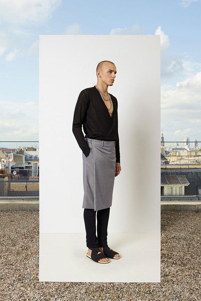PARIS FASHION WEEK Jean Paul Gaultier Men's RTW Spring 2014. www.imageamplified.com, Image Amplified (31)