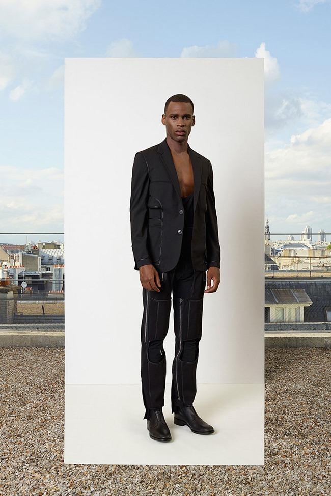 PARIS FASHION WEEK Jean Paul Gaultier Men's RTW Spring 2014. www.imageamplified.com, Image Amplified (4)