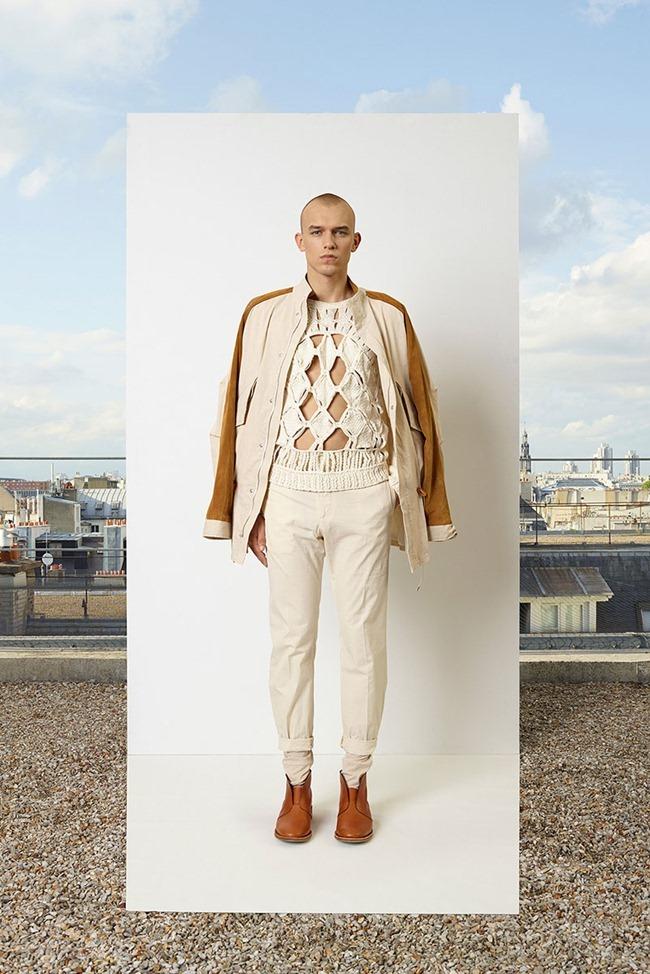 PARIS FASHION WEEK Jean Paul Gaultier Men's RTW Spring 2014. www.imageamplified.com, Image Amplified (7)