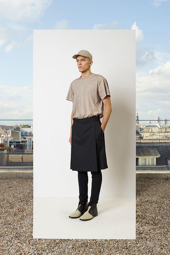 PARIS FASHION WEEK Jean Paul Gaultier Men's RTW Spring 2014. www.imageamplified.com, Image Amplified (12)