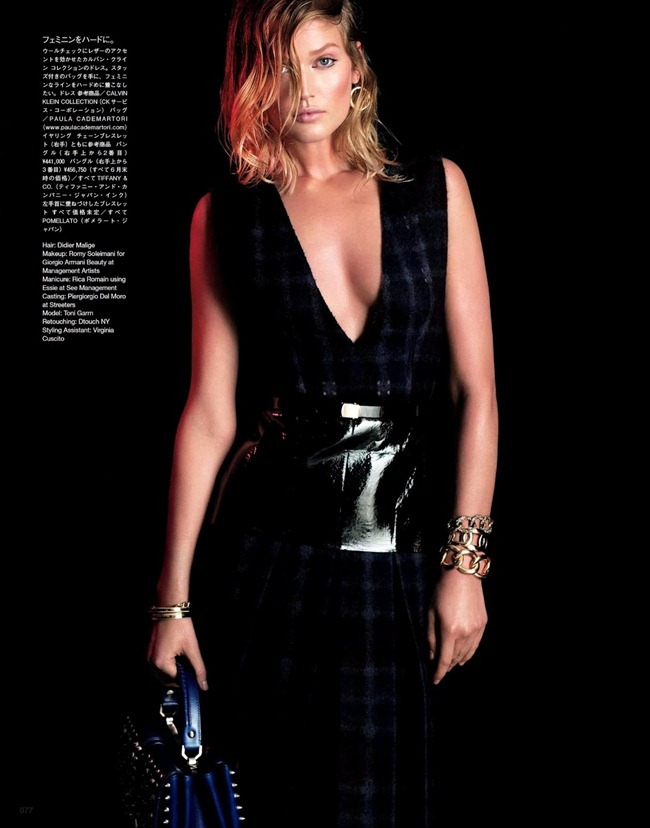 VOGUE JAPAN Toni Garrn in Change Has Come by Victor Demarchelier. www.imageamplified.com, Image Amplified (7)