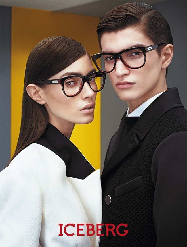 CAMPAIGN- Marine Deleeuw, Mijo Mihaljcic, Josephine le Tutour, Ian Sharp, Matthew Bell & Alexander Ferrario for Iceberg Fall 2013 by Sharif Hamza. www.imageamplified.com, Image Amplified (9)