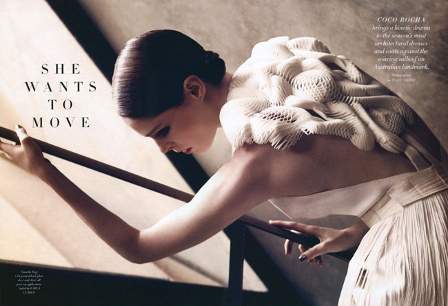 HARPER'S BAZAAR AUSTRALIA- Coco Rocha in She Wants To Move by Todd Barry. August 2013, www.imageamplified.com, Image Amplified (5)