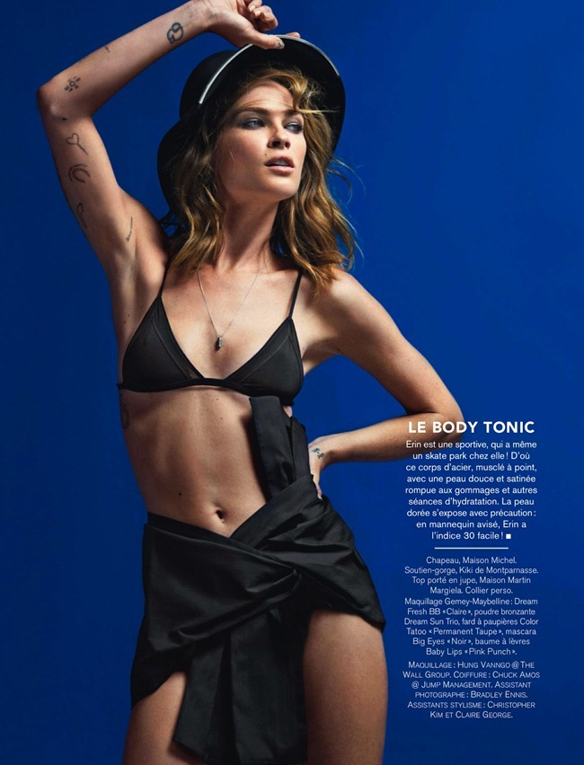 GLAMOUR FRANCE Erin Wasson in Le Top Taille Dans Le Rock by Billy Kidd. Sebastien Cambos, August 2013, www.imageamplified.com, Image Amplified (6)