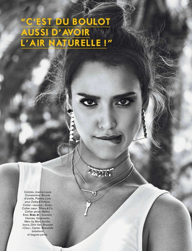 GLAMOUR FRANCE Jessica Alba in Icone Mode & Vraie Fille Cool by Jason Kim. Sebastien Cambos, August 2013, www.imageamplified.com, Image Amplified (4)