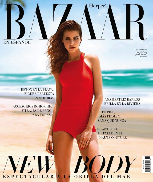 HARPER'S BAZAAR MEXICO Ana Beatriz Barros in Calor Do Verao by Alexander Neumann. Moreno Galata, July 2013, www.imageamplified.com, Image Amplified (8)