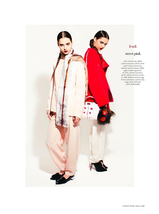 INSTYLE UK- The Bloom Twins in Show & Tell by Jonathan Hallam. Amanda Bellan, August 2013, www.imageamplified.com, Image Amplified (6)