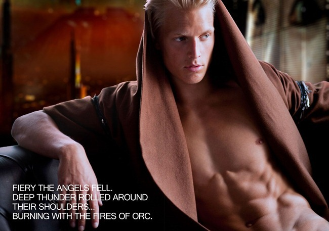 YEARBOOK FANZINE- Thor Bulow in Blade Runner by Sam Scott Schiavo, www.imageamplified.com, Image Amplified (1)