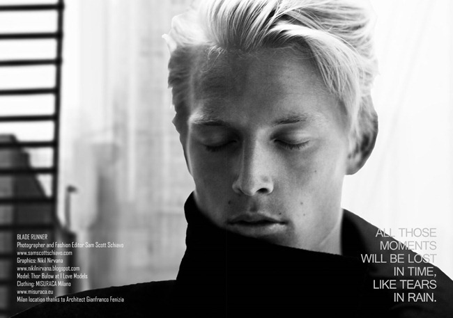 YEARBOOK FANZINE- Thor Bulow in Blade Runner by Sam Scott Schiavo, www.imageamplified.com, Image Amplified (5)