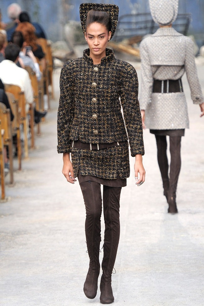 PARIS HAUTE COUTURE Chanel Fall 2013. www.imageamplified.com, Image Amplified (7)