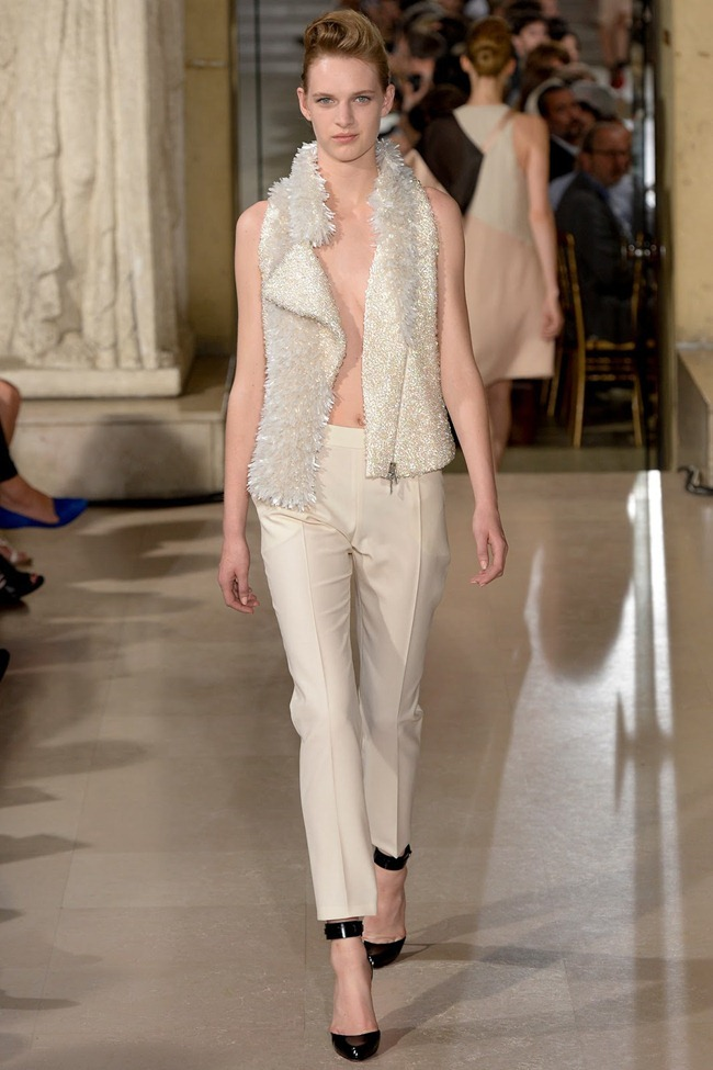 PARIS HAUTE COUTURE Bouchra Jarrar Fall 2013. www.imageamplified.com, Image Amplified (25)