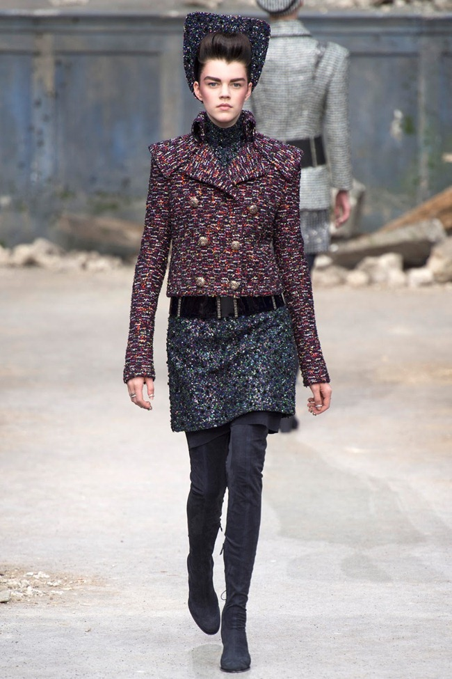 PARIS HAUTE COUTURE Chanel Fall 2013. www.imageamplified.com, Image Amplified (33)