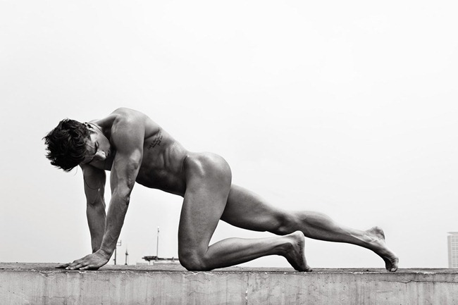 MASCULINE DOSAGE- Clauss Castro in NSFW by Wong Sim. www.imageamplified.com, Image Amplified (6)